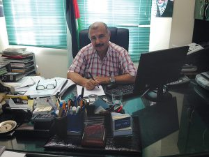 Nader El-Khateeb, Director, Eco-Peace Middle East © Eco-Peace