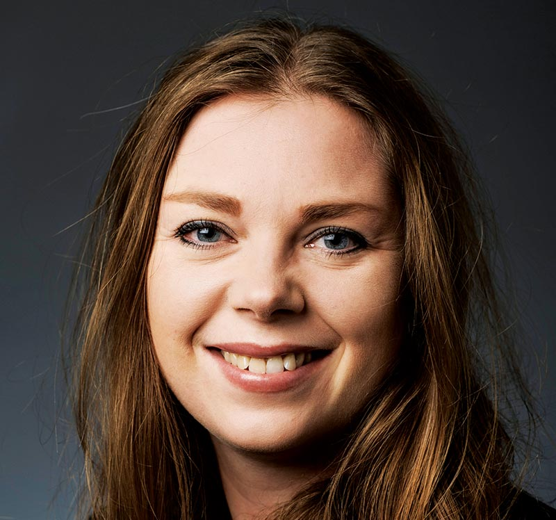 Anne-Mette Gjeraa, Head of Rrojects, Realdania © Carsten Ingemann