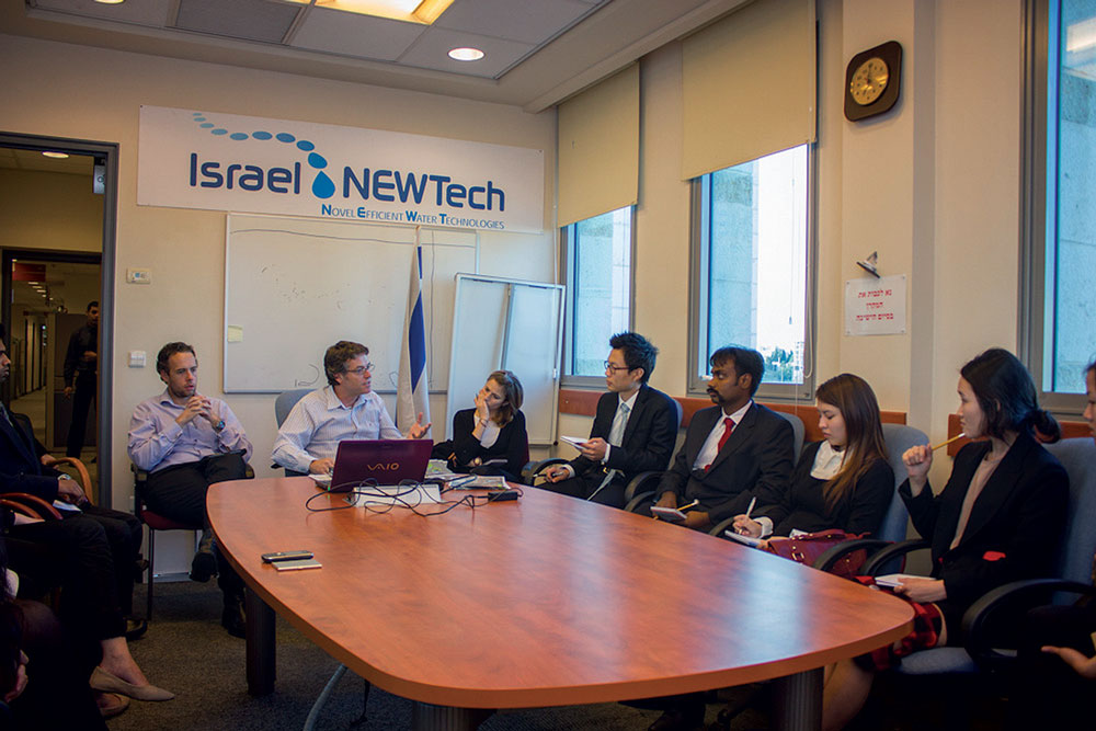 Israel NewTech is a national programme spearheaded by the Israeli Ministry of Economy and Industry © Invest in Israel