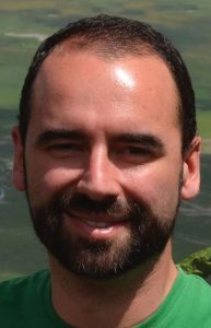 Dr Zach Burt, Institute of International Studies, Berkeley, University of California © University of California